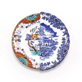 Hybrid servies - Dessertbord 20 cm 'Valdrada' - Seletti