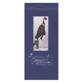 Muybridge: Woman Jumping Off Steps