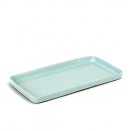 Rechthoekig bord 37 cm Light Blue - Serax / Anita Le Grelle