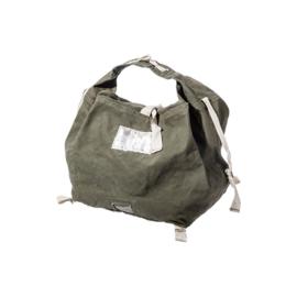 Vintage Parachute Square Bag - Puebco
