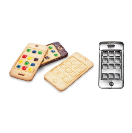 I-Cookie Cutter - bakvorm Iphone