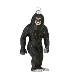 Kerstbal 'bigfoot'