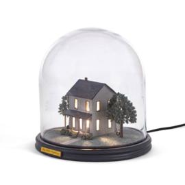 Tafellamp tafereel 'My Little Neighbour' - Seletti