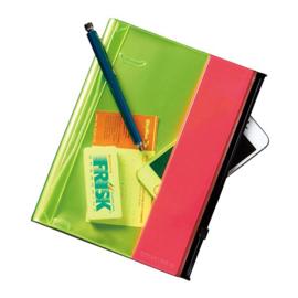 Notitieboek / Notebook L Yellow-Pink - Mark's Inc.