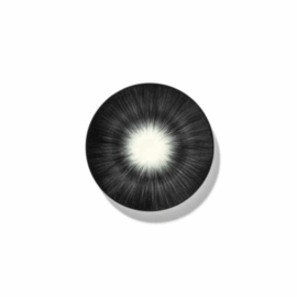 Servies Dé - Schoteltje / bordje 14 cm Off-White/Black var 5 - Ann Demeulemeester Serax