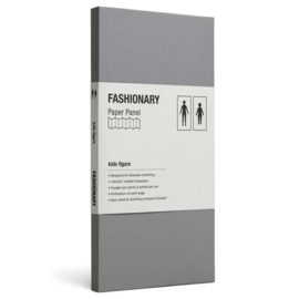 Fashionary Panel Kids Figure
