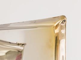 Sonar mirror Inox kamerscherm / roomdivider - Zieta