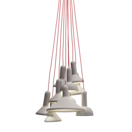 Torch S10 bundel hanglamp - Established & Sons