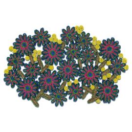 Florigraphie: Table Mat / Palcemats 35x50 cm - Seletti