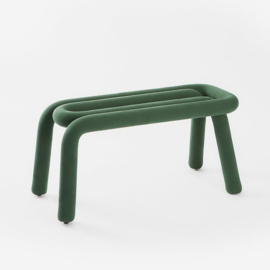 Bold Bench Forest Green - Big-Game / Moustache