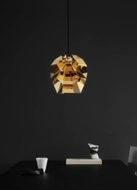 Beehive hanglamp (messing) - Marc de Groot