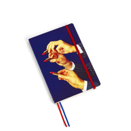 Seletti wears Toiletpaper Notebook / Notitieboek 14 x 21 cm - Seletti