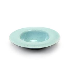 Diep bord brede rand 21,3 cm Light Blue & Smokey Blue - Serax / Anita Le Grelle