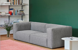 Mags Soft Sofa -  2,5 zits bank met lounge einde en chaise longue 256,5 cm