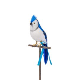 Vogel / Artificial Birds 'Blue Jay' - Puebco