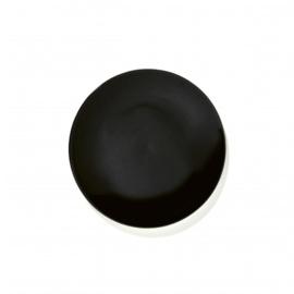 Servies Dé - Bordje 17,5 cm Black - Ann Demeulemeester Serax