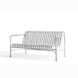 Palissade Lounge Sofa Hot Galvanised - HAY