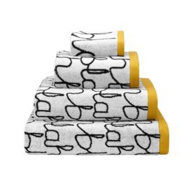 Handdoeken Blah Blah Blah - Donna Wilson