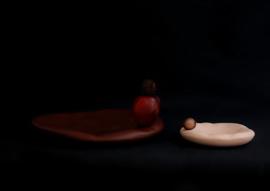 Schaal Canova Large (37 cm) - Constance Guisset / Moustache