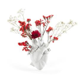 Vaas in de vorm van een hart 'Love in Bloom' - Seletti