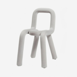 Bold Chair Light Grey - Big-Game / Moustache
