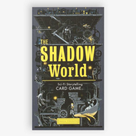 The Shadow World (A Sci-Fi Storytelling Card Game) - Shan Jiang