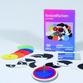 Educatief speelgoed: Tol kleurenexperiment