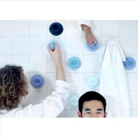 Sucker / ophangknop badkamer - Droog