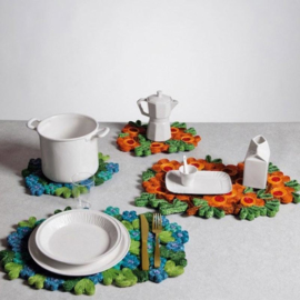 Florigraphie: Pot Mat / Panonderzetters 32cm - Seletti