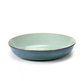 Diep bord 21 cm Light Blue & Smokey Blue - Serax / Anita Le Grelle