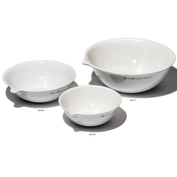 Ceramic Meal Bowl / Porseleinen Kom - Puebco