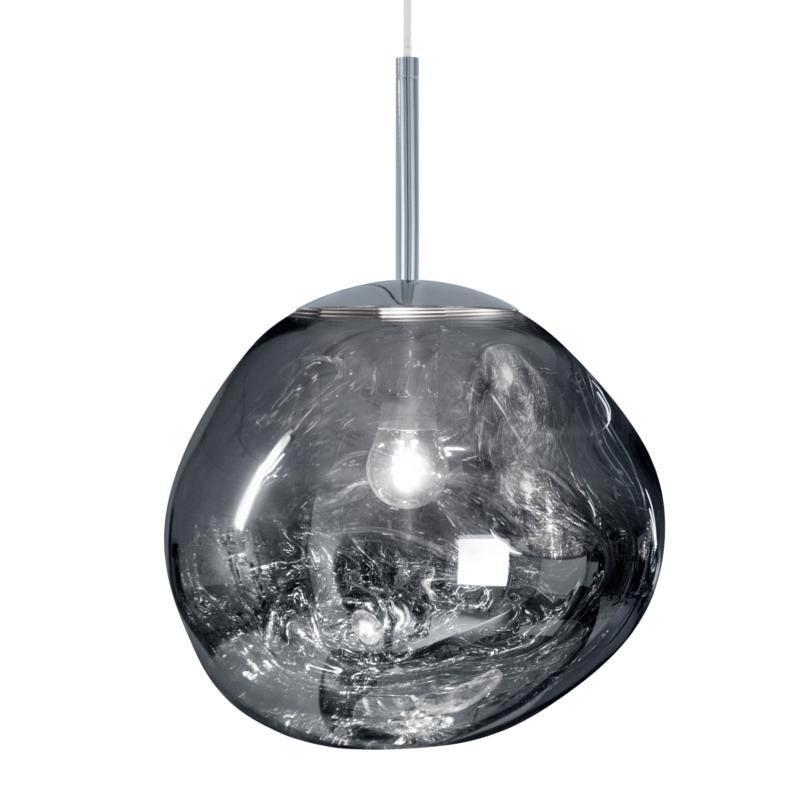 Melt Large Round Hanglampen (3 mini, 2 large) - Tom Dixon