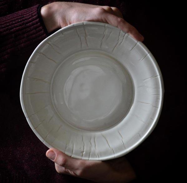 Eccentric Plate Rond Daniel van Dijck - Cor Unum
