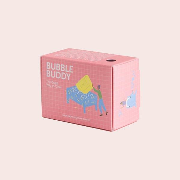 Vegan zeeprasp: 'Bubble Buddy' zonder zeep - Foekje Fleur