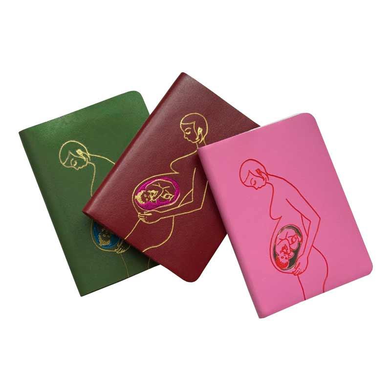 Pregnancy journal / zwangerschaps dagboek - Ark Colour Design