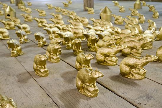 Gouden  Slootrat - Ottmar Horl