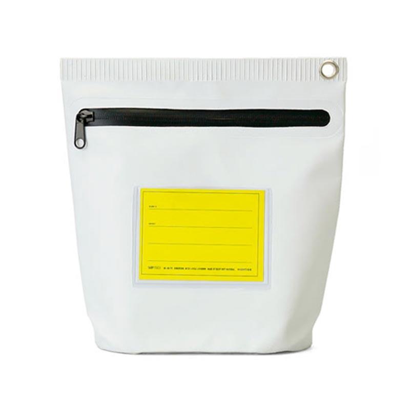 Japanse Reis Organizer / Tarp Pouch L (24,2 x 23,2 x 10 cm) - Hightide
