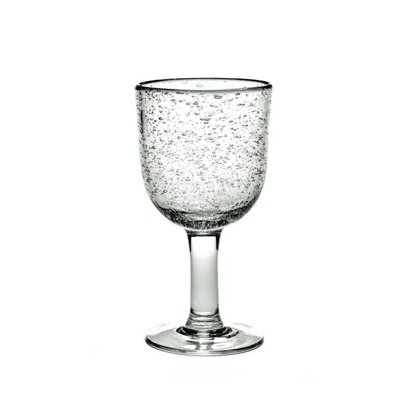 Rode wijn glas Pure 15,5 cm Serax / Pascale Naessens