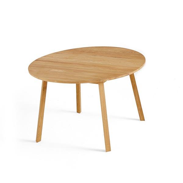 Ronde tafel 115 cm 'Triangle leg' - HAY