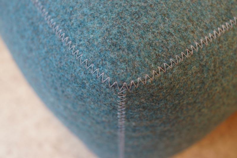 Mags Soft Sofa -  hoekbank met lounge einde 274,5 bij 235,5 cm
