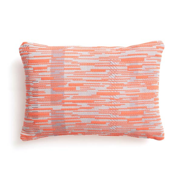 Kussen 'Malabar' N°1 Old Rose Orange - Roos Soetekouw