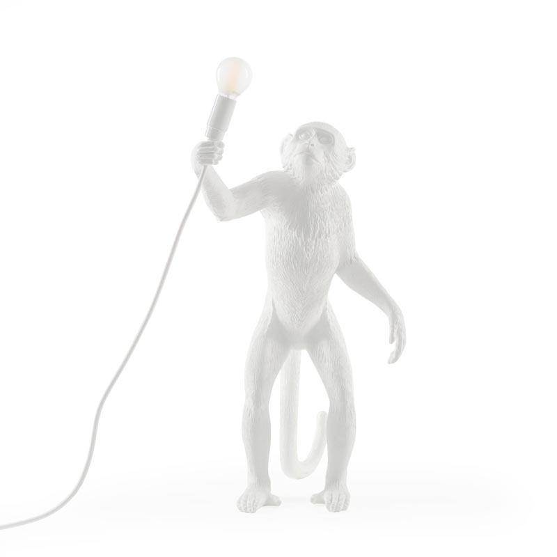 The Monkey Lamp Standing / Tafellamp - Seletti