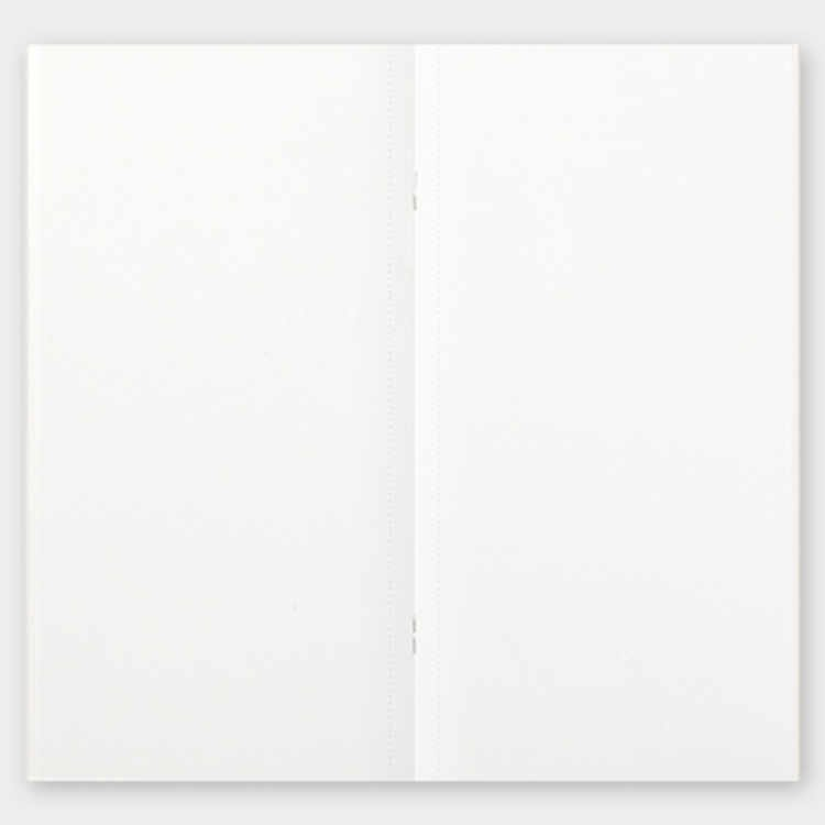 Refill 027 watercolor paper voor Traveler's Notebook - Traveler's Company