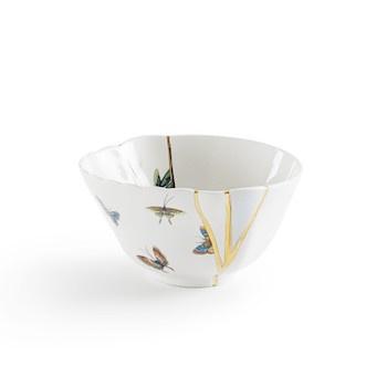 Kintsugi servies - Kom 11,5 cm (no.2)  - Seletti