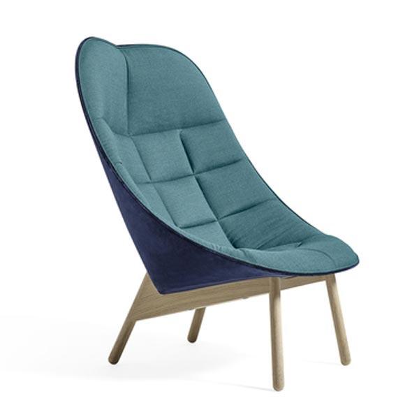 Uchiwa fauteuil gewatteerd (QUILT) zelf samenstellen - HAY