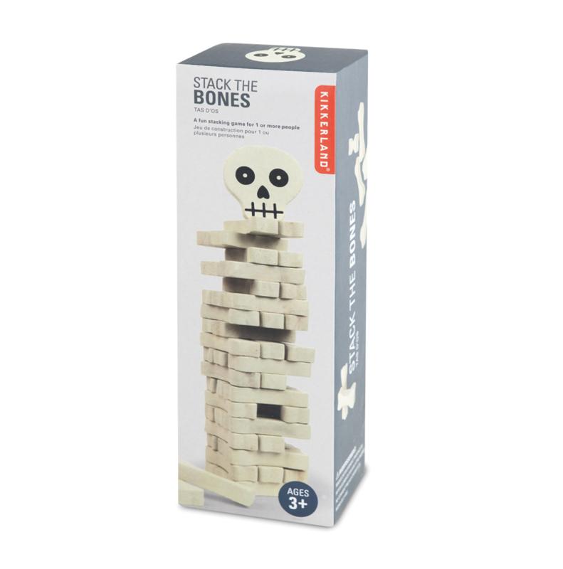 Spel: stack the bones