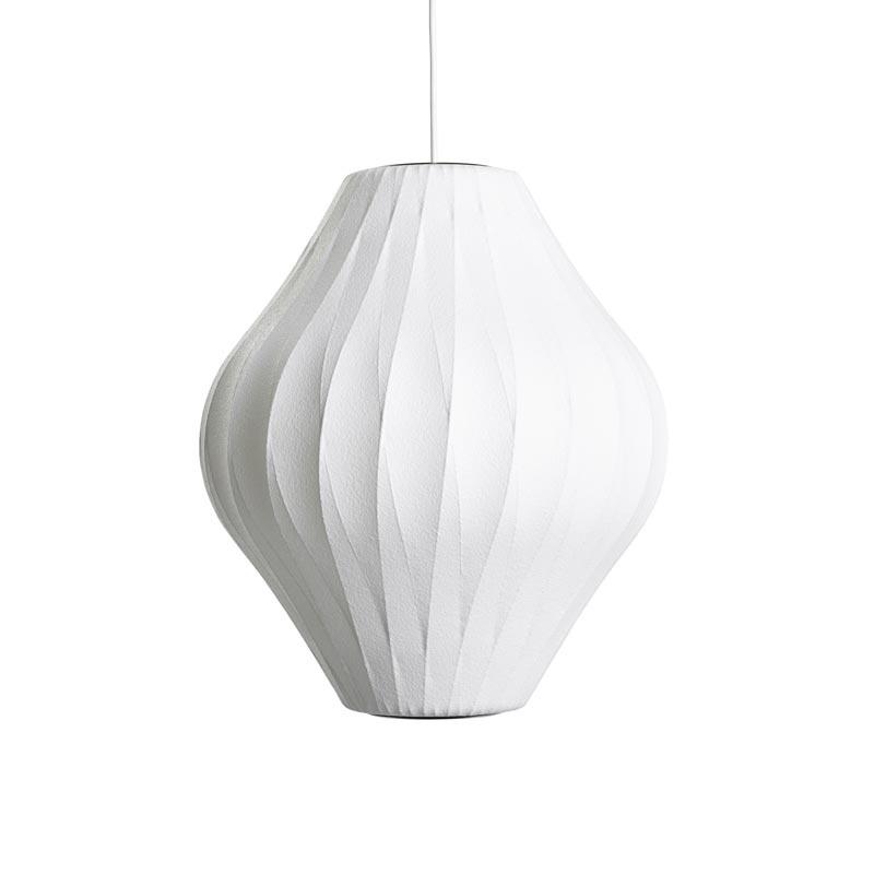 Nelson Pear Crisscross Bubble hanglamp - HAY
