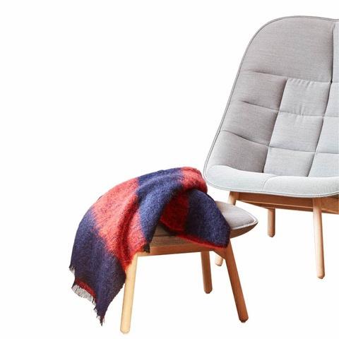 Uchiwa fauteuil Steelcut Trio / Remix - HAY