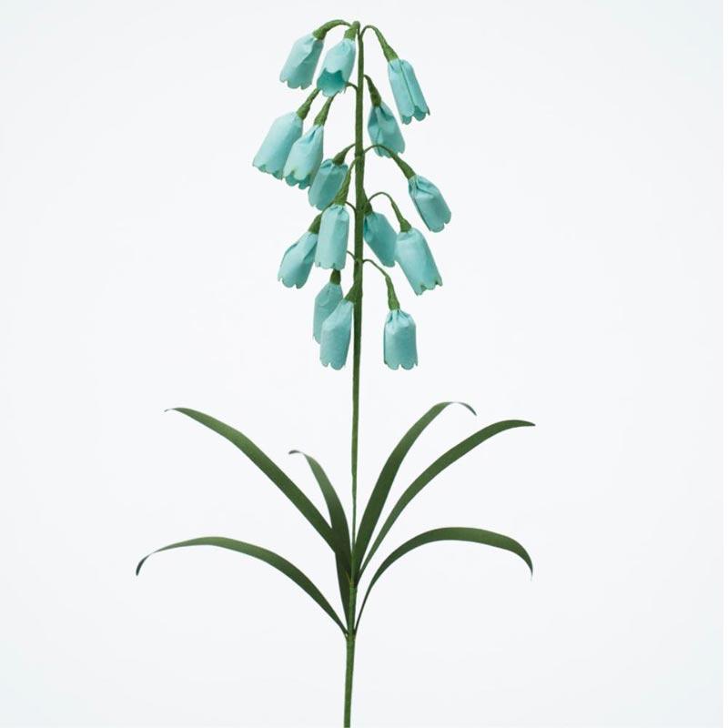 Paper Eden Muscari / Papieren kunstbloemen