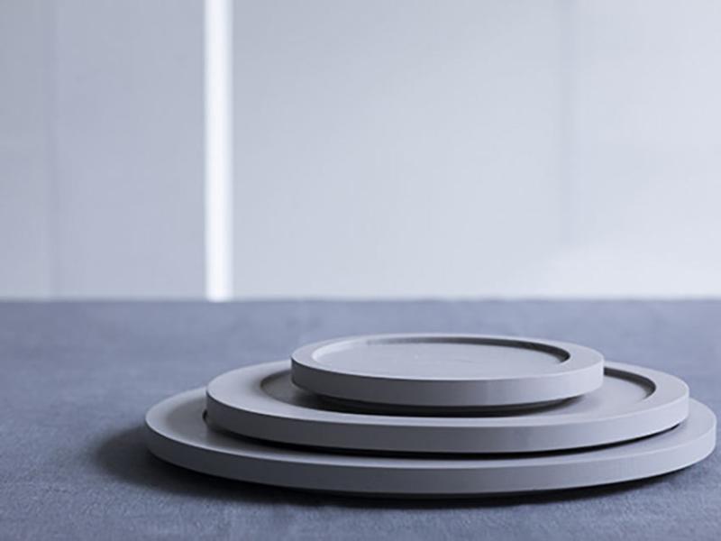 Servies 'Inner Circle' Maarten Baas: Dienblad Large (40 cm) - Valerie Objects